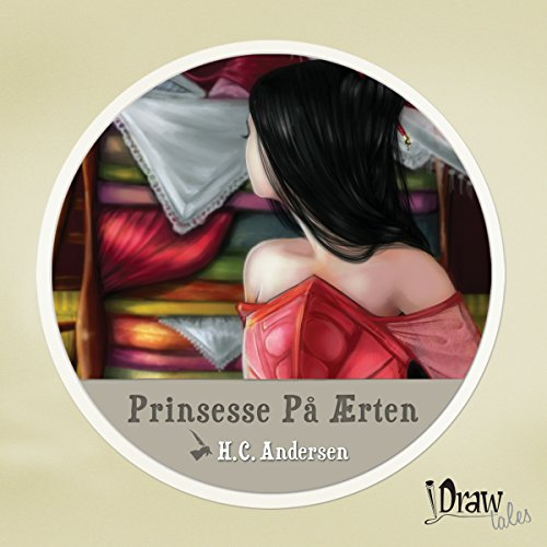 Prinsessen På Ærten (The Princess and the Pea) cover art