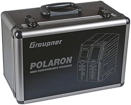 Größer S8349 - Alukofür für Polaron Ladeger  Schwarz