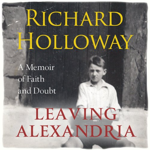 Leaving Alexandria audiobook cover art