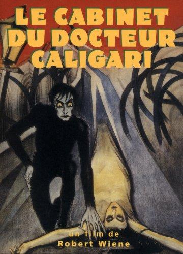 Le Cabinet du docteur Caligari [Francia] [DVD]