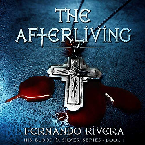 The Afterliving audiobook cover art
