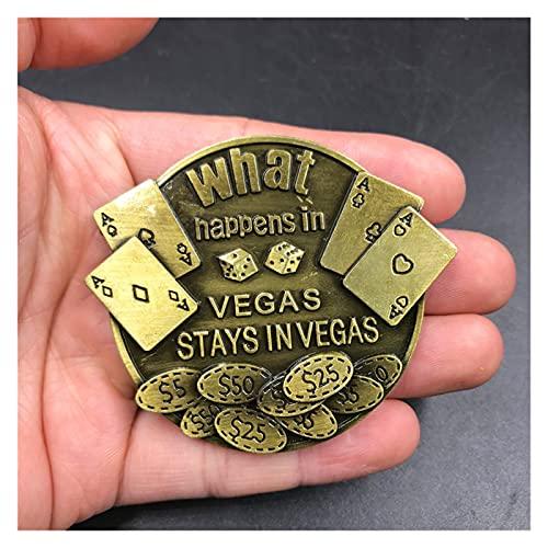 YTNGYTNG Calamite da frigo Refrigeratore Magnete Souvenir. (Farbe : Las Vegas)