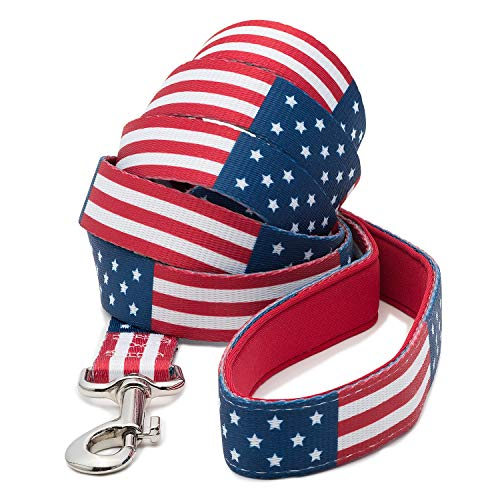 American Flag Dog Leash (Large)