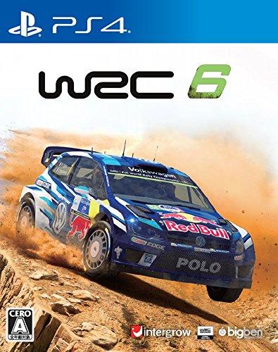 WRC 6 FIA ワールドラリーチャンピオンシップ (【特典】「トヨタ ヤリス WRC」プロダクトコード 同梱)