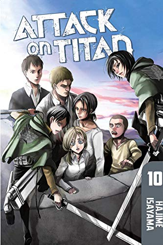 Titan Hajime: Book 10 Includes Vol 28 - 29 - 30- Great Action Shonen Graphic Attack On Novel Titan Manga For Adults, Teenagers, Kids, Fan Lover (English Edition)