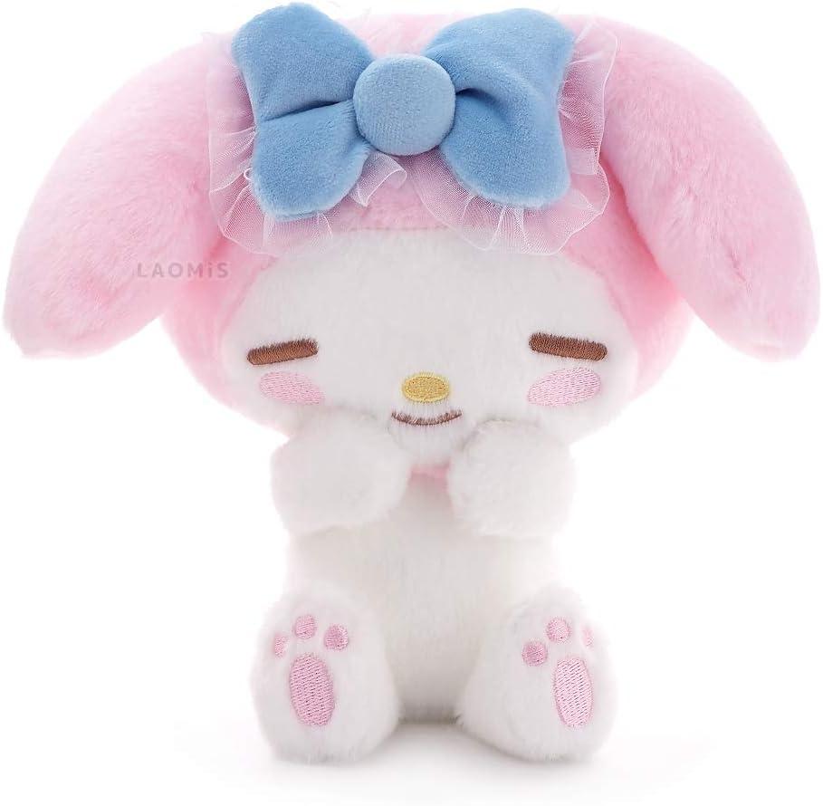 72696 Hello Kitty SAN RIO JP Sanrio Shy Pose Fluffy Plush