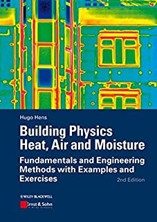 Building Physics – Heat, Air and Moisture: Fundamentals and Engineering Methods with Examples and Exercises