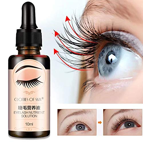 Metermall New for Eyelash Growth Serum Liquid Eyelash Enhancer Vitamin E Treatment lash lift Eyes Lashes Mascara