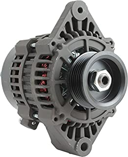 DB Electrical ADR0301 Hyster Fork Lift Truck New Alternator For Hyster Fork Lift Truck 19020615 240-6311 6-Groove Pulley 20112 20820 20822 D19020606 113694 RA097007C 19020606 19020615 8400027 4-5984