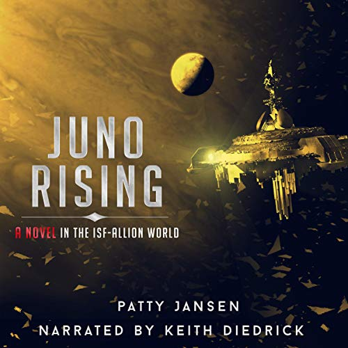 Juno Rising cover art