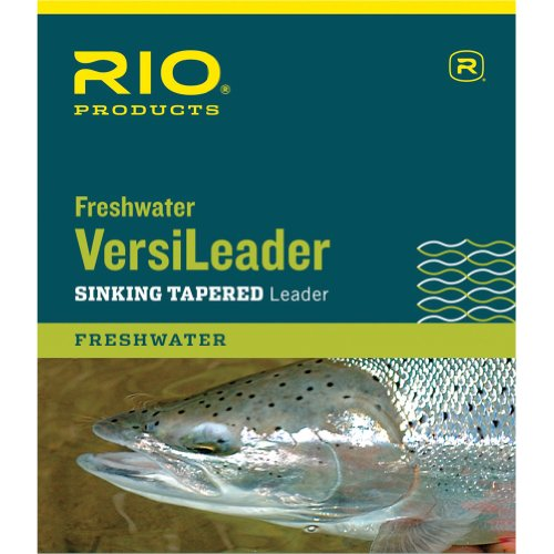 RIO Fly Fishing Freshwater 10' Sinking 7.0Ips Fishing Tackle, Clear