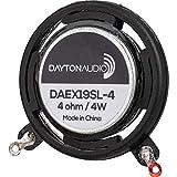 Dayton Audio DAEX19SL-4 Slimline Coin Type 19mm Exciter 4W 4 Ohm