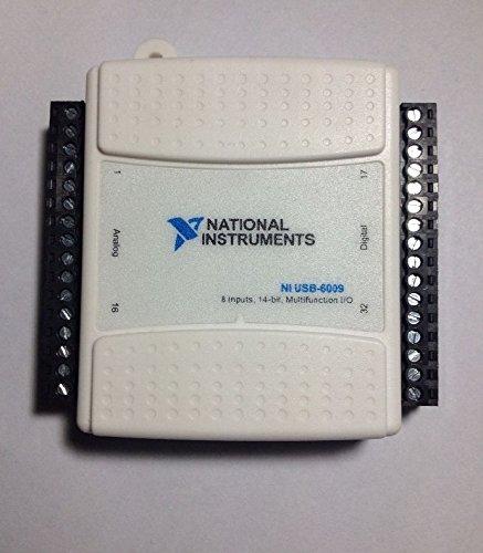 NATIONAL INSTRUMENTS NI USB 6009 Low-Cost Multifunction DAQ-779026-01