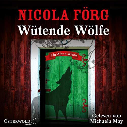 Wütende Wölfe audiobook cover art