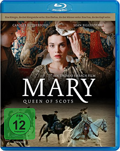 Mary - Queen of Scots [Blu-ray]