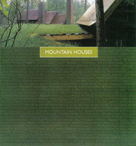 Mountain Houses by Aurora Cuito (2000-10-01)