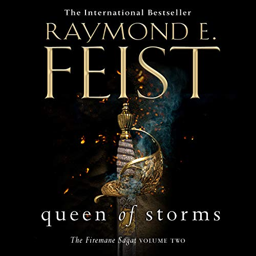 Queen of Storms cover art