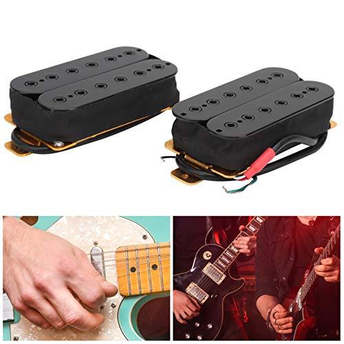 Pastilla de guitarra, accesorio para instrumentos musicales Piezas de poste de níquel...