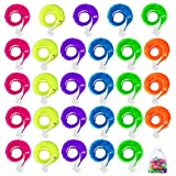 Hicdaw 61PCS Magic Worms Wiggly Worm on A String Twisty...
