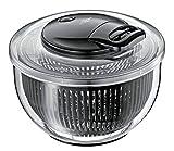 Küchenprofi KP1370006600 TURBO-KP1370006600 - Centrifuga per insalata in acciaio INOX 18/8