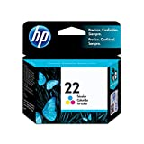HP 22 | Ink Cartridge | Tri-color | C9352AN