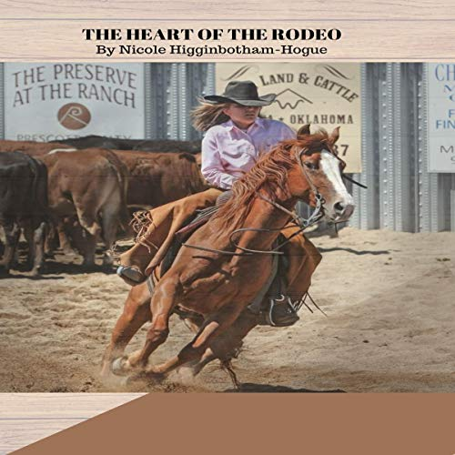 The Heart of the Rodeo audiobook cover art