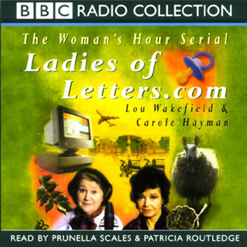 Ladies of Letters.com audiobook cover art