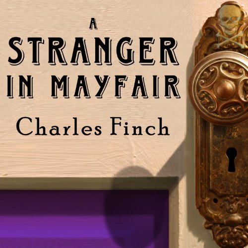 A Stranger in Mayfair audiobook cover art