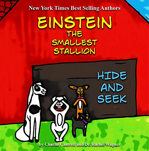 Einstein The Smallest Stallion: Hide And Seek (English Edition)