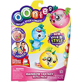 Shopkins OONIES S4 REG Theme Refill PK - Rain | Shopkin.Toys - Image 1
