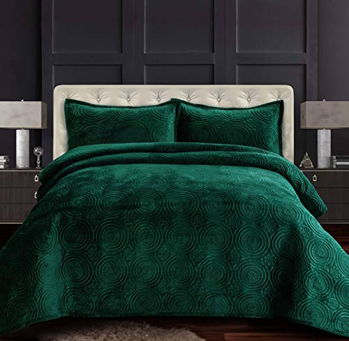 Green Bedding Sets - Green Bed Linens, Quilts & Sheets