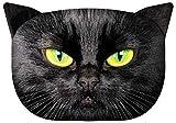 KADAX Zierkissen mit waschbarem Bezug, Katze, 30 x 45 cm, Dekokissen, weiches Kopfkissen, Kissen...
