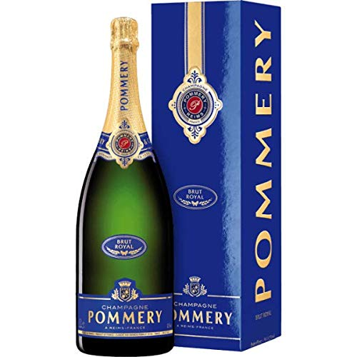 Regalo Magnum Champagne Brut Royal Pommery - Il Piacere di Regalare Champagne – Cod. 329