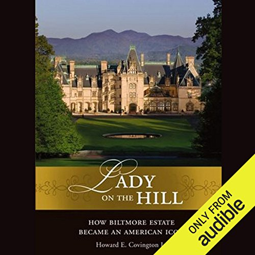 Lady on the Hill audiobook cover art