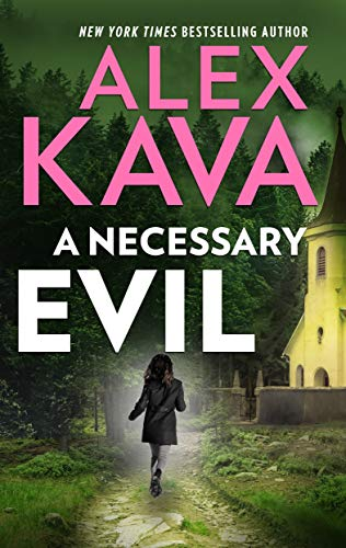 Read A Necessary Evil Maggie Odell 5 By Alex Kava