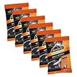 Armor All Ultra Shine Wax Wipes (12 wipe count), 18239 Set of 6
