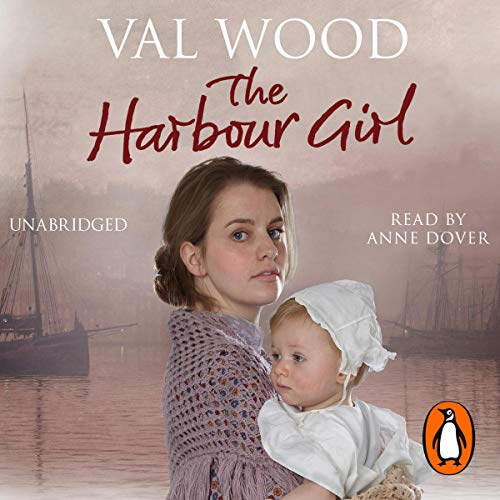The Harbour Girl audiobook cover art