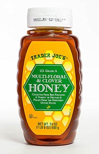 Trader Joe's Pure U.S. Grade A Clover Honey