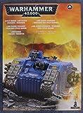 Games Workshop - 99120101070 - Warhammer 40.000 - Figurine - Land Raider Crusader