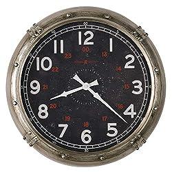 Howard Miller Riggs Gallery Wall Clock