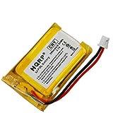 HQRP Battery Compatible with VXI Blue Parrott Xpressway, Blue-Parrot Xpress-Way Bluetooth Wireless Headset, 933029310914 A1055404aa, Parot, Parrot Plus HQRP Coaster