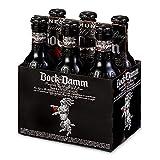 Bock Damm B.D. Cerveza - Pack de 6 x 25 cl - 1,5 l