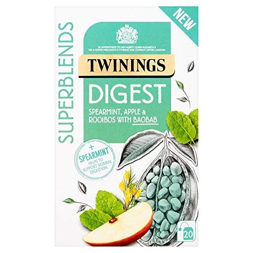 Twinings Superblends Digest Tea Bags 35g