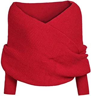 Best red crochet scarf Reviews