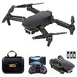 GoolRC GD89 Pro RC Drone Caméra 4K Caméra Auto Éviter Obstacle Track Vol Capteur de Gravité Mode sans Tête 3D Flip RC Quadcopter pour Adultes Enfants