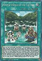 遊戯王 LIOV-EN066 極東秘泉郷 Hidden Springs of the Far East (英語版 1st Edition ノーマル) Lightning Overdrive