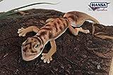Hansa Toys USA Gecko Finger Puppet, Tan