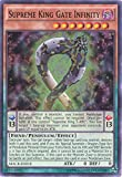 yu-gi-oh Supreme King Gate Infinity - MACR-EN018 - Super Rare - Unlimited Edition - Maximum Crisis (Unlimited Edition)