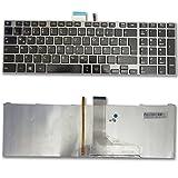Teclado Toshiba Satellite C850C850D C855C855D, L850L855L950L955D P850P875X870con Backlight