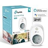 TP-Link Kasa HS100 (EU) funktionieren mit Amazon Alexa Smart Home WLAN Steckdose (funktionieren mit...